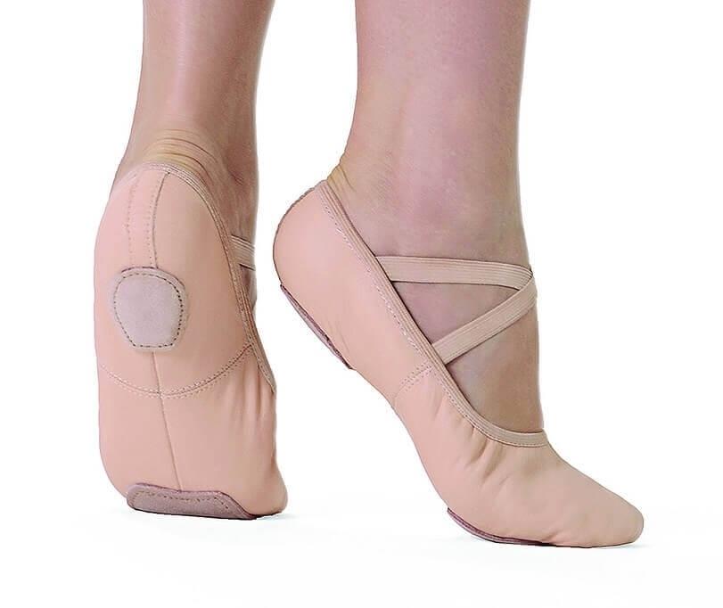So Dança Scarpe da Mezza punta in Pelle