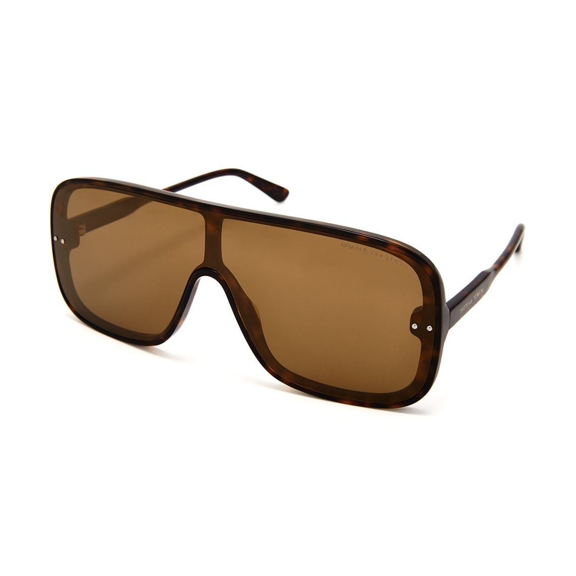 Bottega Veneta - Occhiale da Sole Uomo, Havana/Brown Shaded  BV0167S-003  C54