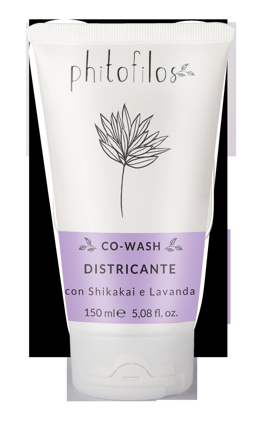 Co-Wash Districante con Shikakai e Lavanda