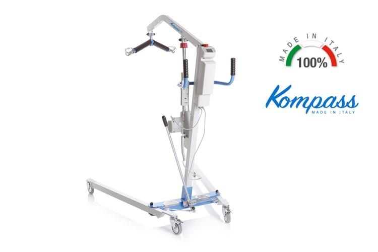 Sollevamalati elettrico serie Kompass 180kg