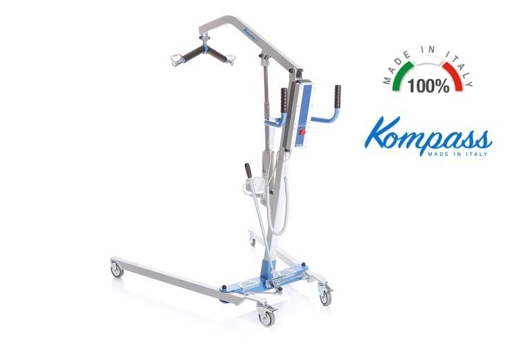 Sollevamalati elettrico serie Kompass 150kg