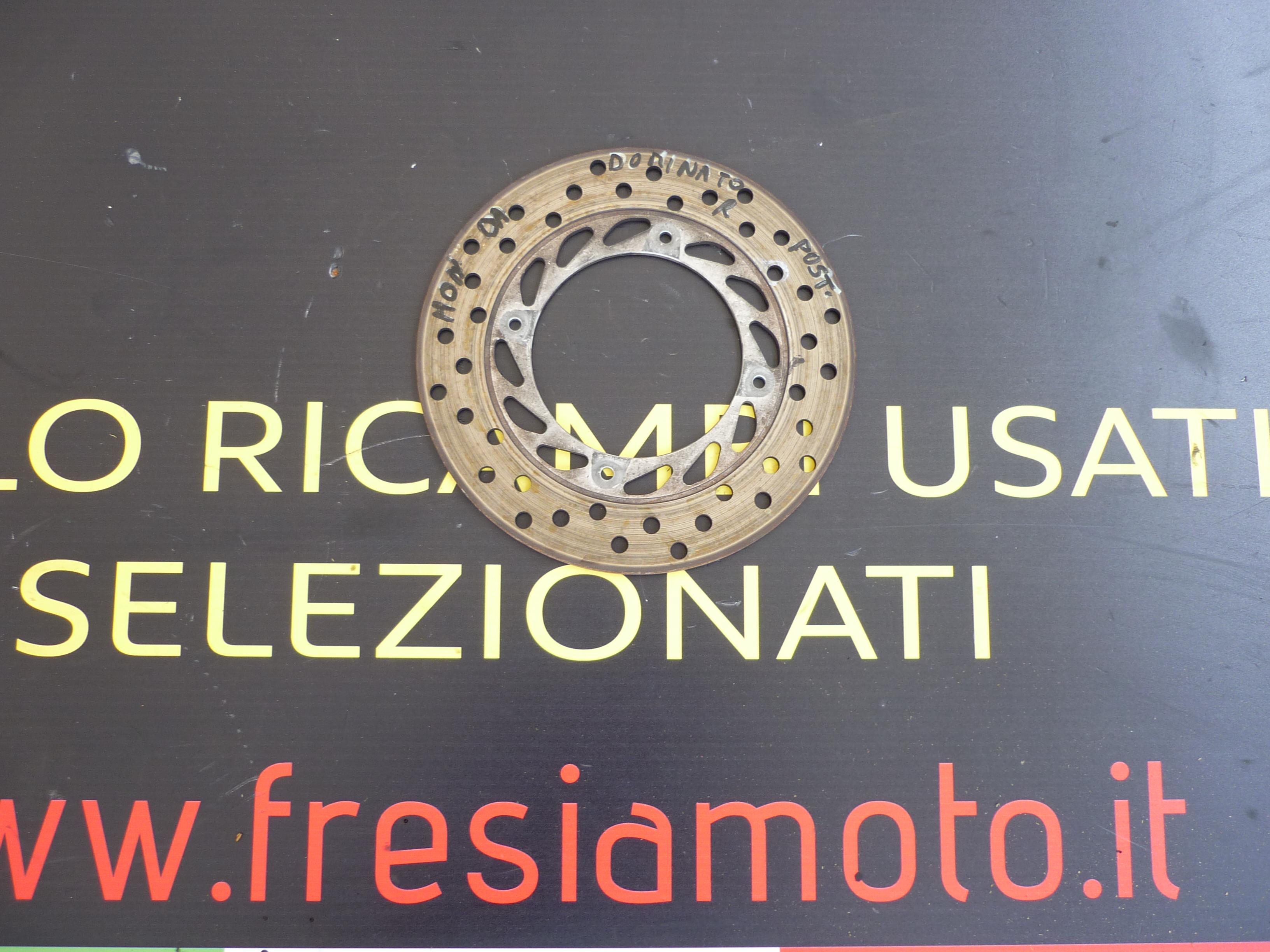 DISCO FRENO POSTERIORE USATO HONDA DOMINATOR 650 ANNO 1992