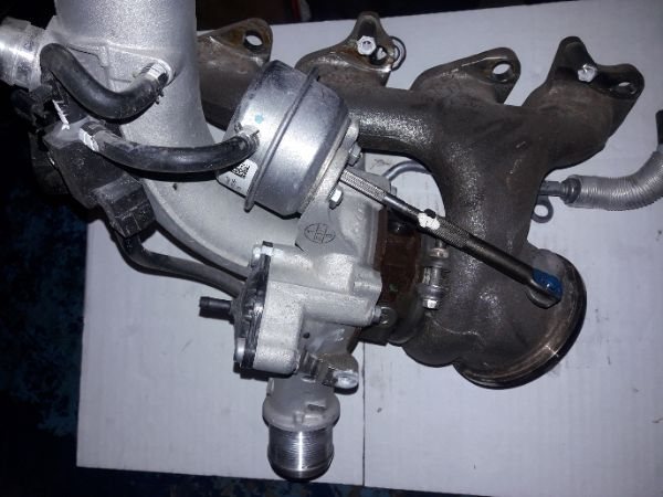 Turbina opel b14nel 55565353