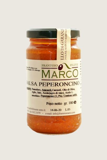 Salsa di peperoncino