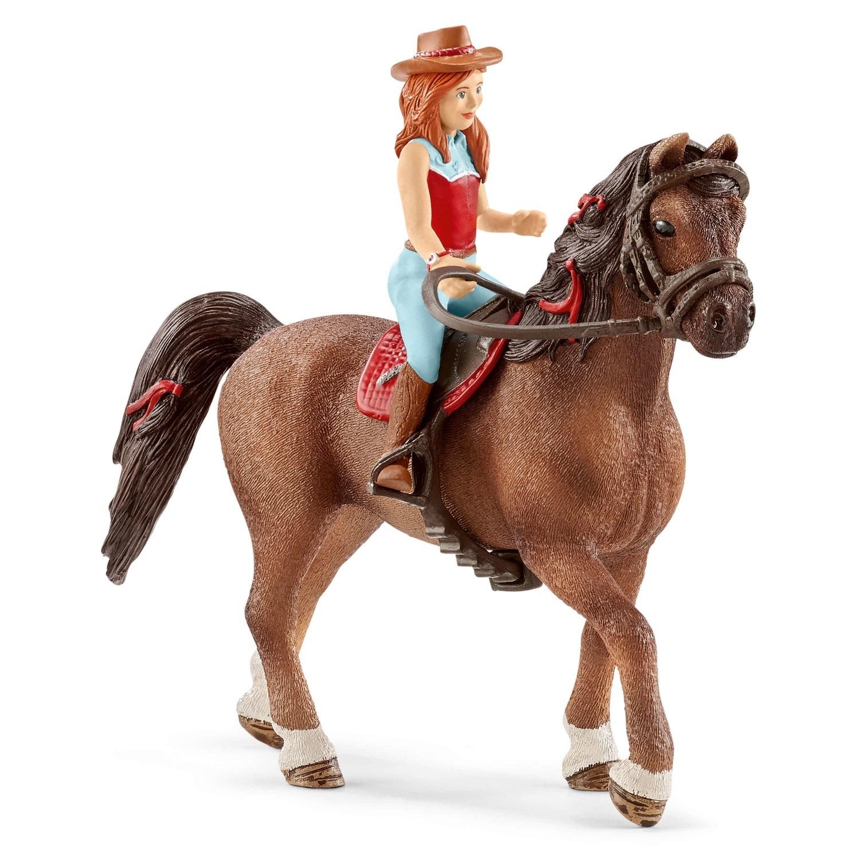 SCHLEICH HORSE CLUB HANNAH E CAYENNE 42514