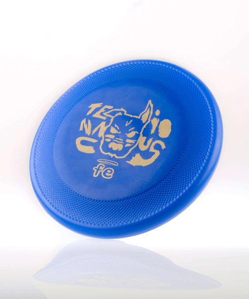 Frisbee disc dog tenacious