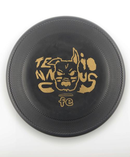 Frisbee disc dog tenacious set da 5 dischi