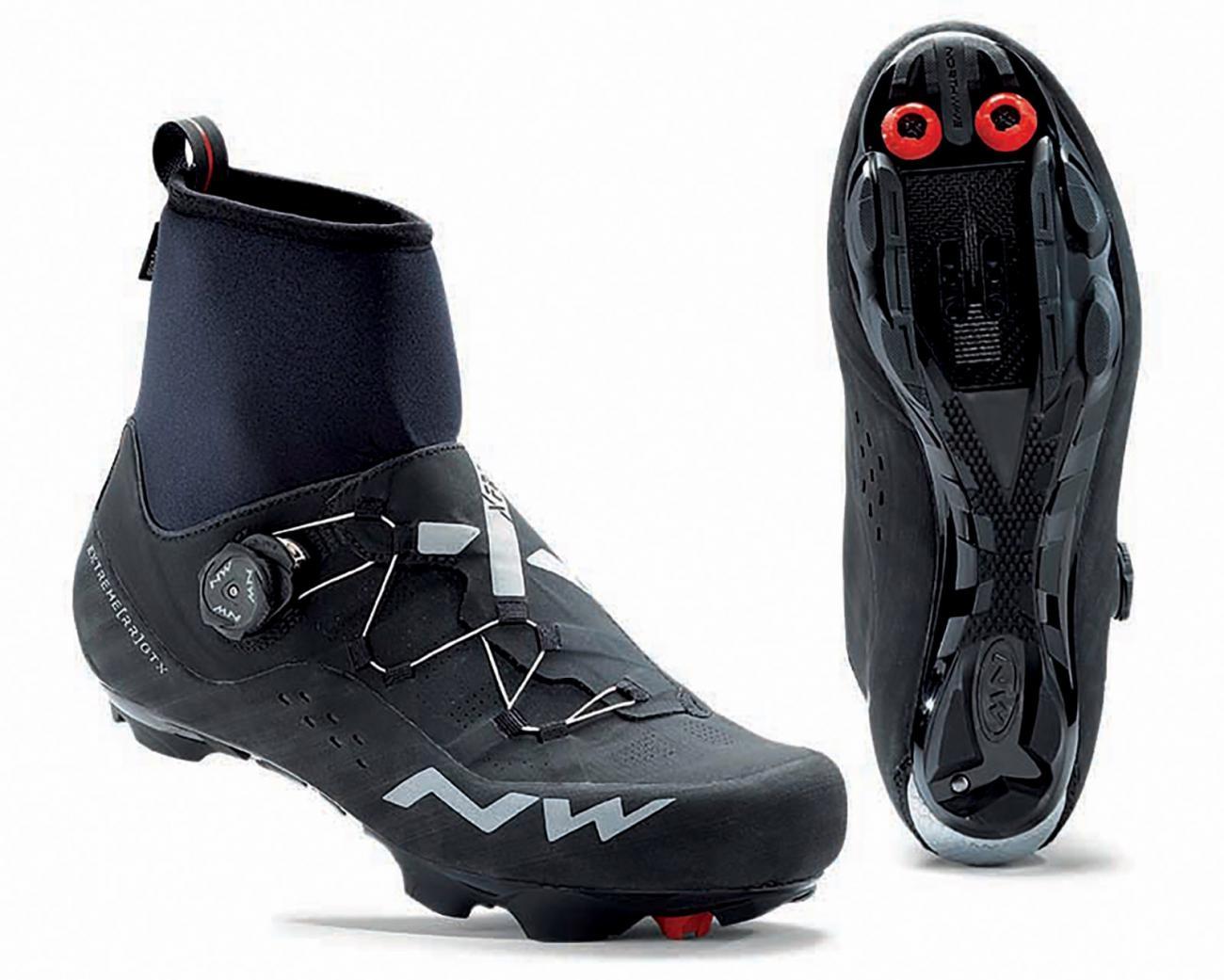 NORTHWAVE Man winter MTB XC shoes EXTREME XCM GTX black