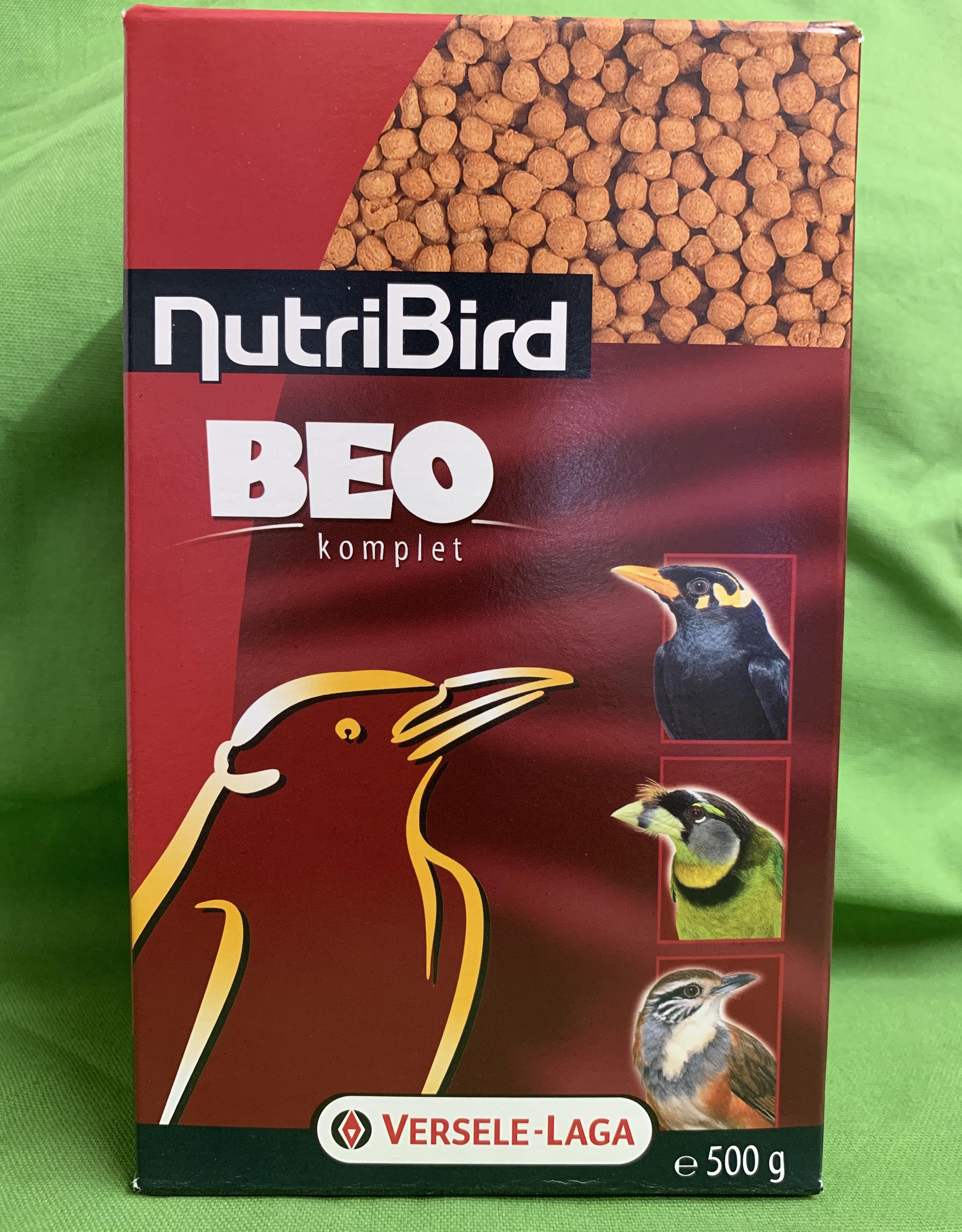 NUTRIBIRD BEO KOMPLET 500gr