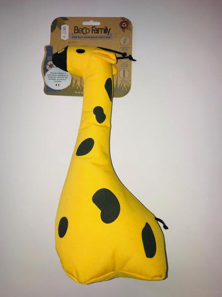 Beco Family George the giraffe small Gioco in plastica riciclata