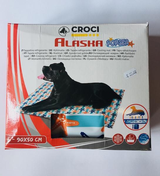 Croci Alaska PopSea Tappetino refrigerante L 90X50 cm