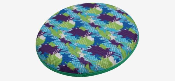 Croci Tpr Summer spots frisbee  22 cm