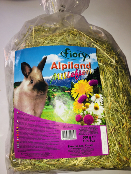 Fiory Alpiland millefiori 500 gr