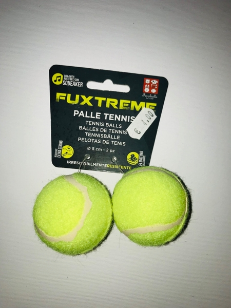 Fuxtreme palline da  tennis
