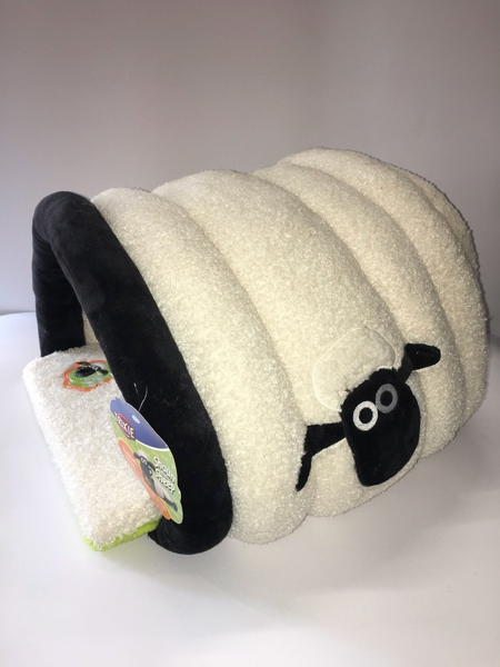 Igloo bianco e nero Shaun the sheep 45x38x35 cm Trixie