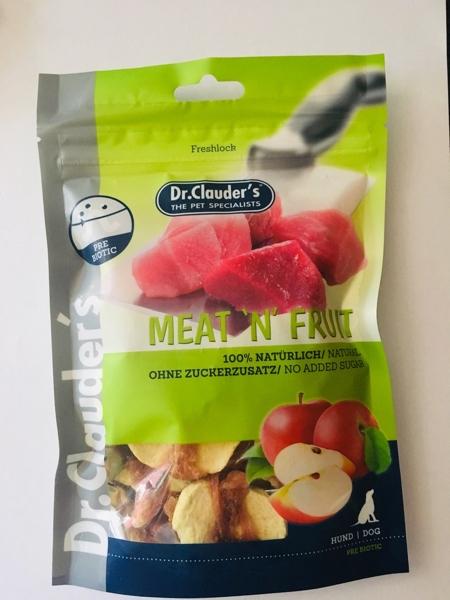 Meat'n fruit Mela  Dr Caluder's  80 gr