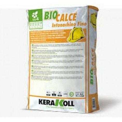 Kerakoll biocalce intonachino fino 25kg