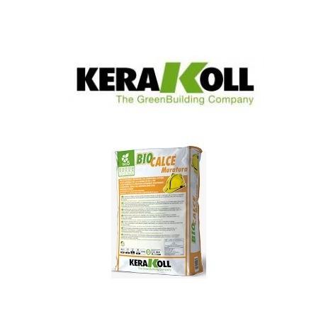 Kerakoll biocalce muratura kg25