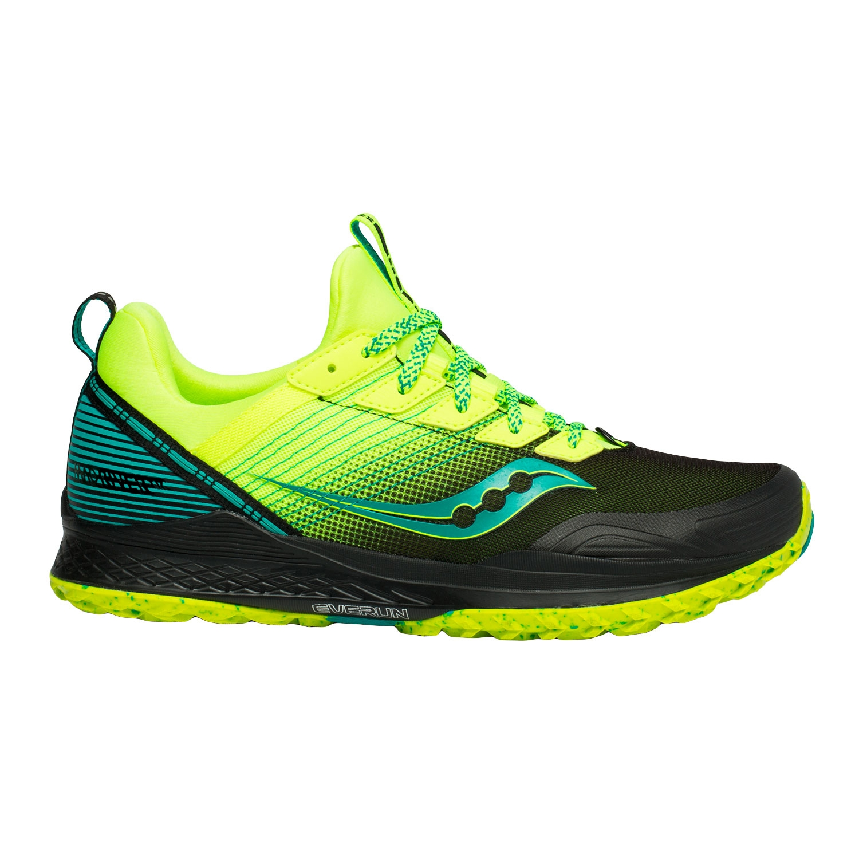 Saucony Mad River tr scarpe running trial uomo