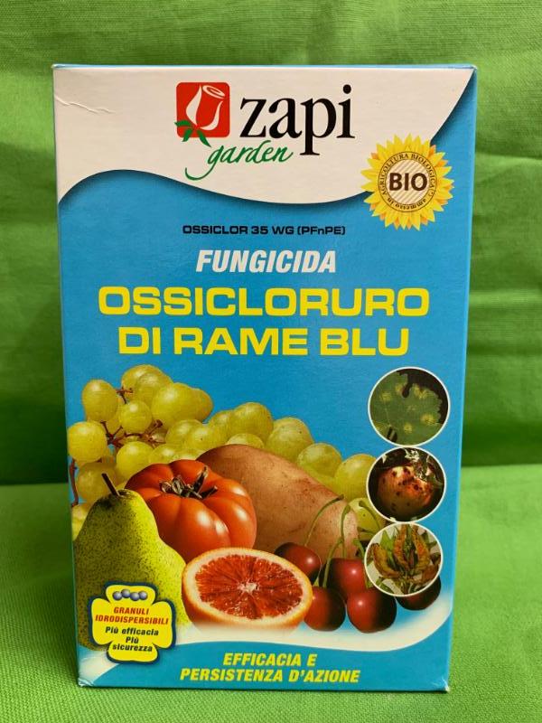 OSSICLORURO DI RAME BLU 200GR (verderame)