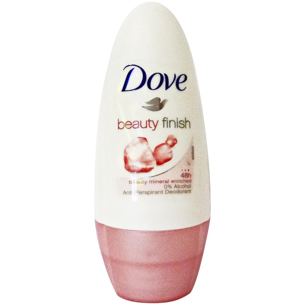 DOVE Beauty Finish Deodorante Roll On 50ml