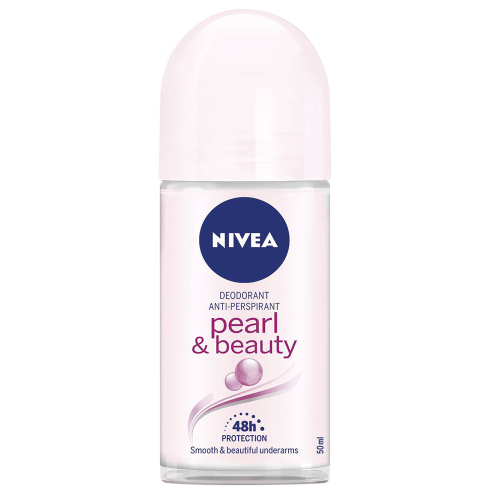 NIVEA Deodorante roll on Pearl & Beauty 50 ml