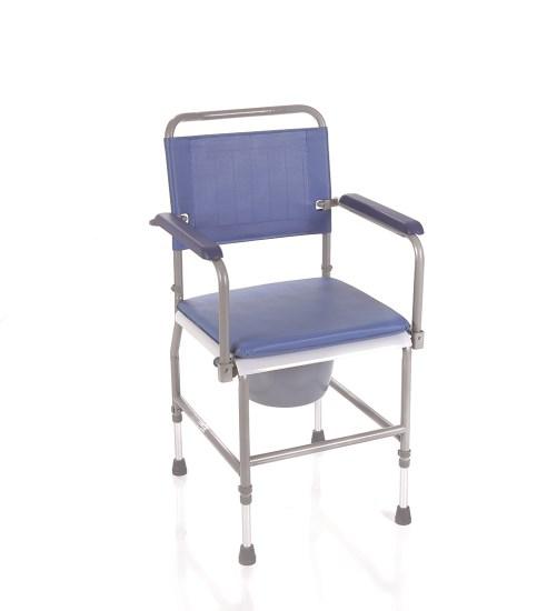Sedia comoda altezza regolabile