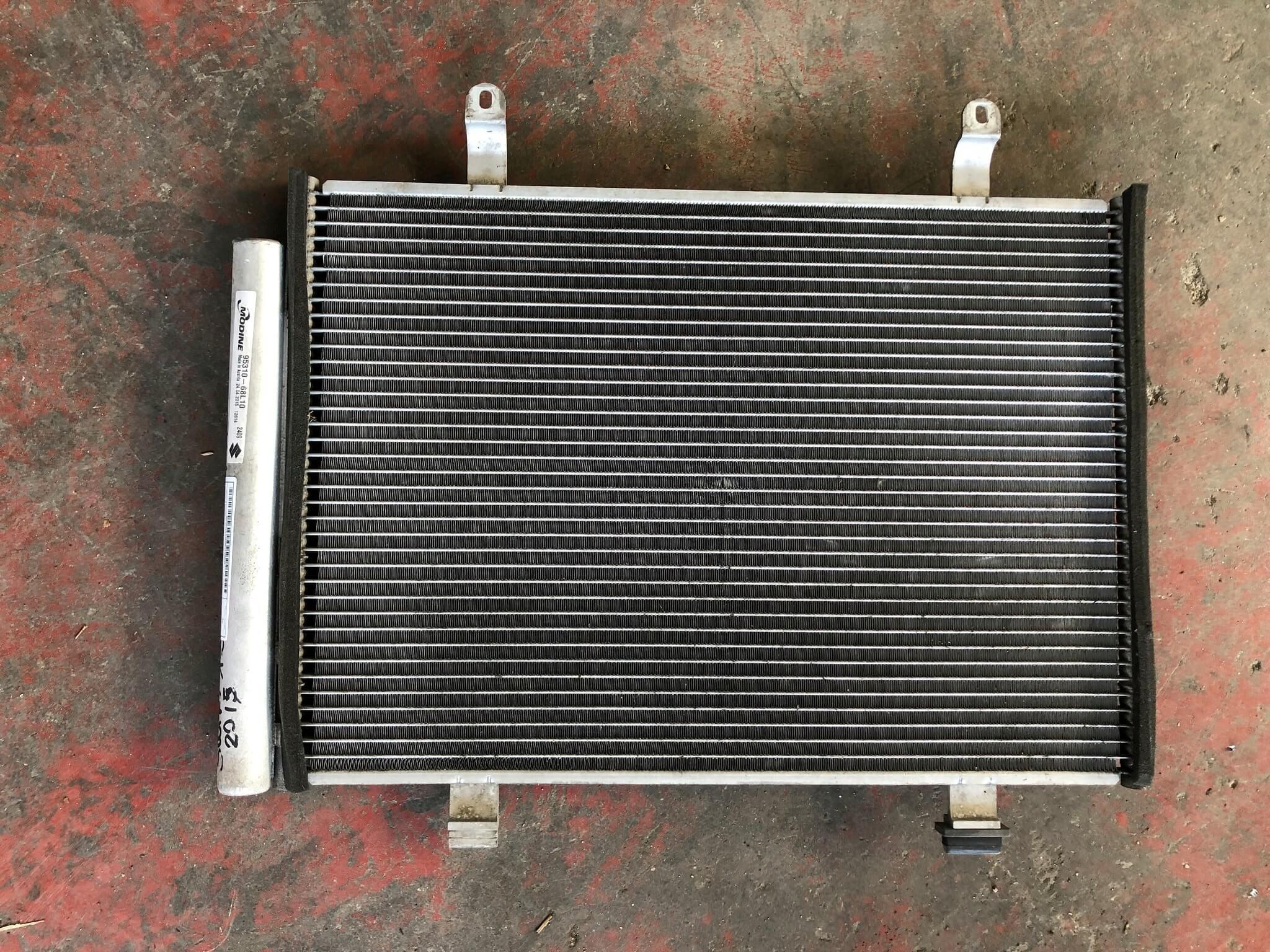 Condensatore a/c usato Suzuki Swift serie dal 2013>