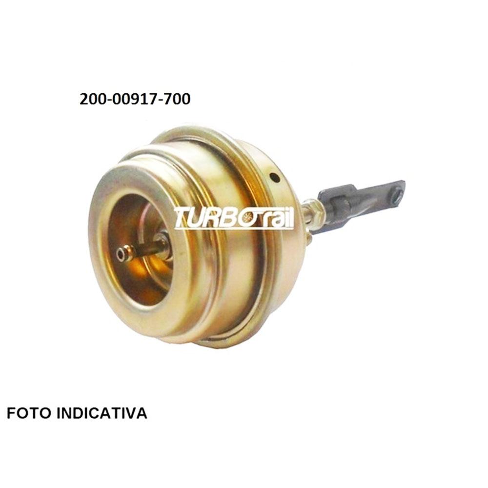 Valvola wastegate turborail Nissan Opel interstar movano - 200-00917-700