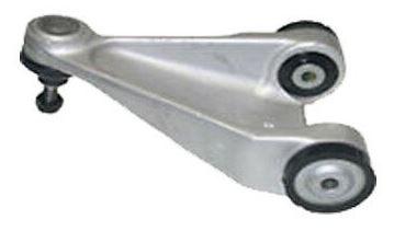 Braccio oscillante anteriore superiore sinistro Alfa Romeo 166,  60653551, 60653553, 60666021