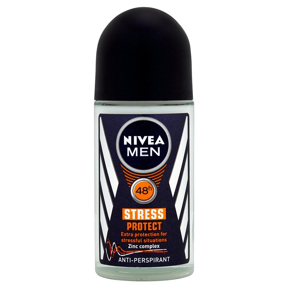 NIVEA MEN Deodorante roll on Stress Protect 50 ml