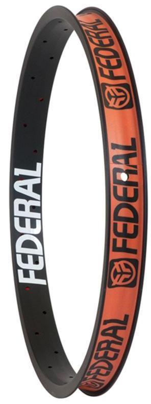 Federal Stance XL Cerchio Bmx | Colore Black