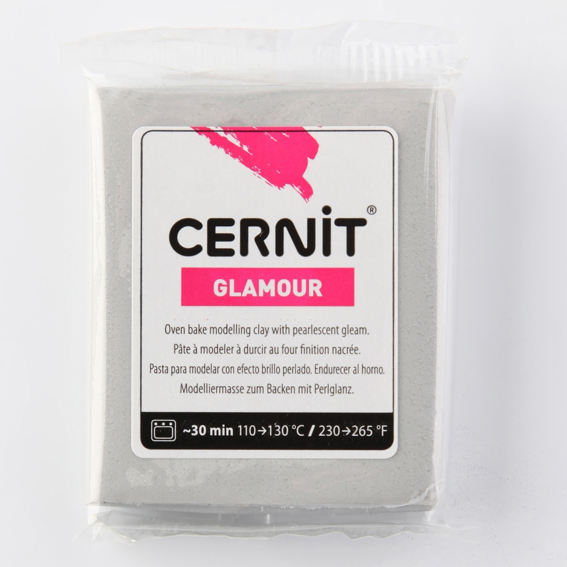CERNIT GLAMOUR 56 gr ARGENT