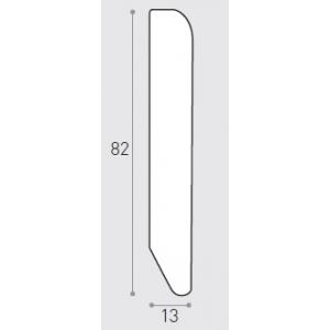 MM 82X13 ML 2.40 -  BATTISCOPA IMP. LARICE