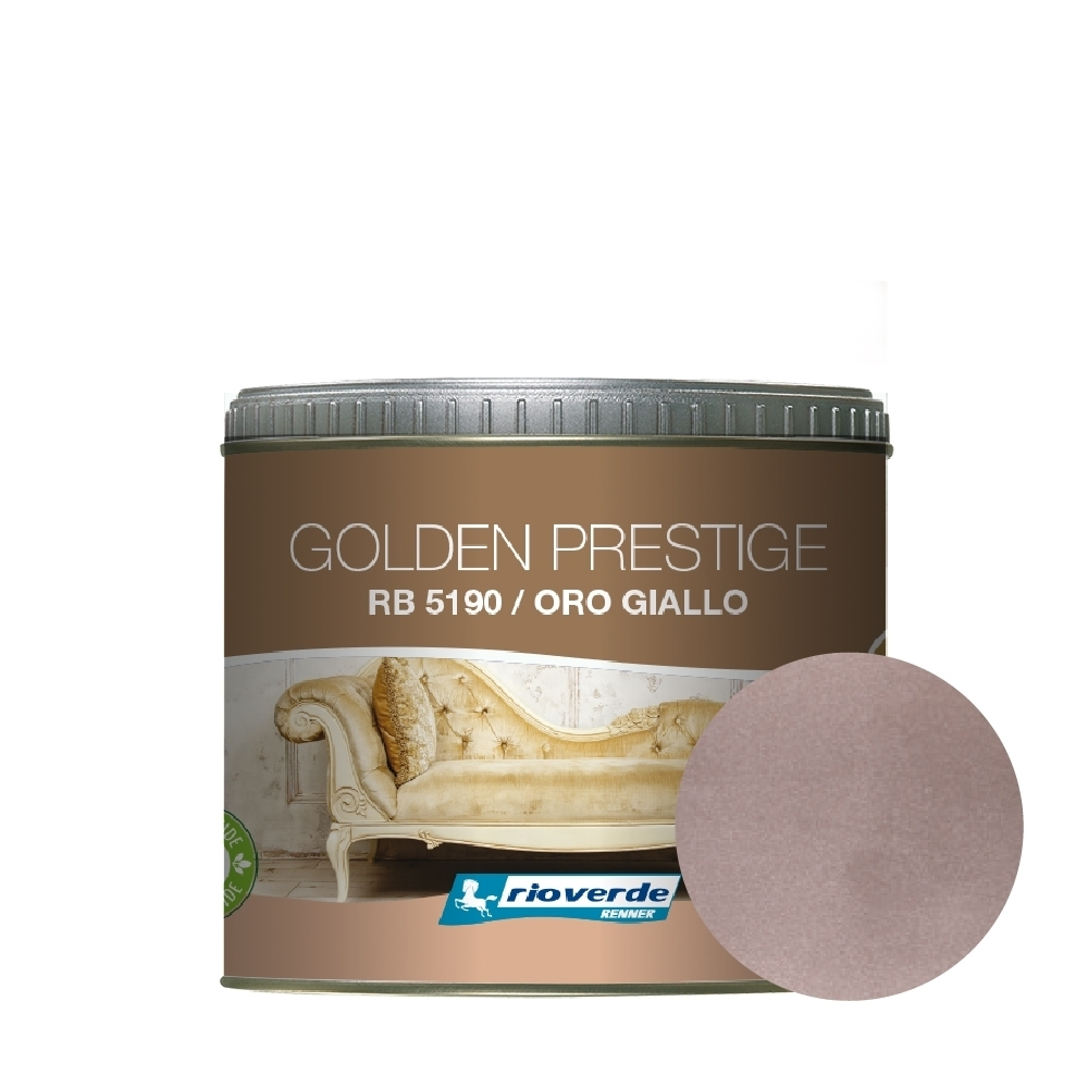 GOLDEN PRESTIGE - ORO ROSA LT. 0.25