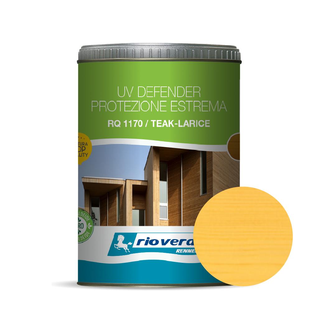 FINITURA ALTA RESIST. UV ACQUA TEAK-LARICE LT. 0.7