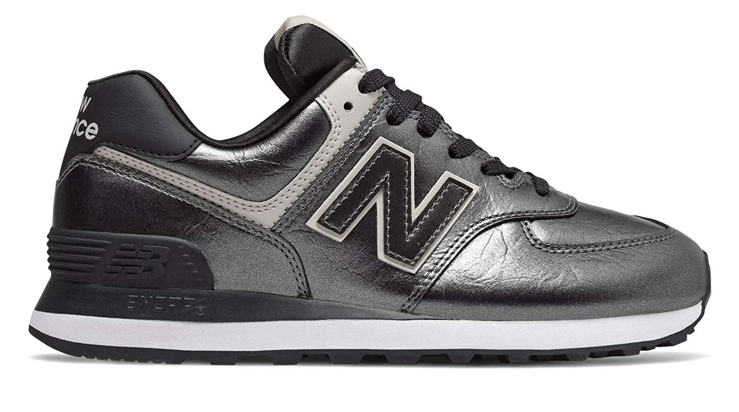 Scarpa donna NEW BALANCE 574 METALLIC