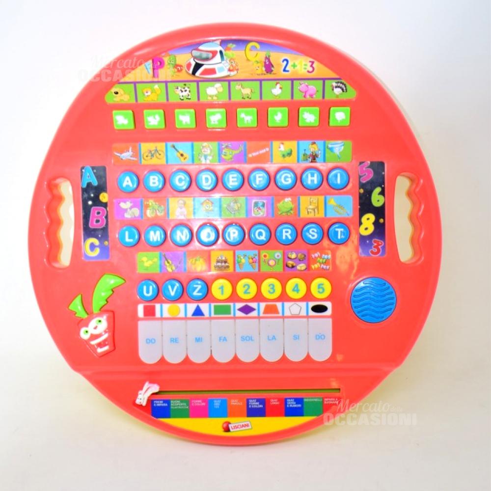 Gioco Per Bambinbi Lisciani Paroliere Digitale