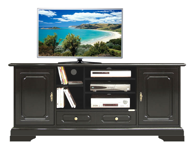 Mobile Porta Tv nero Home Theatre