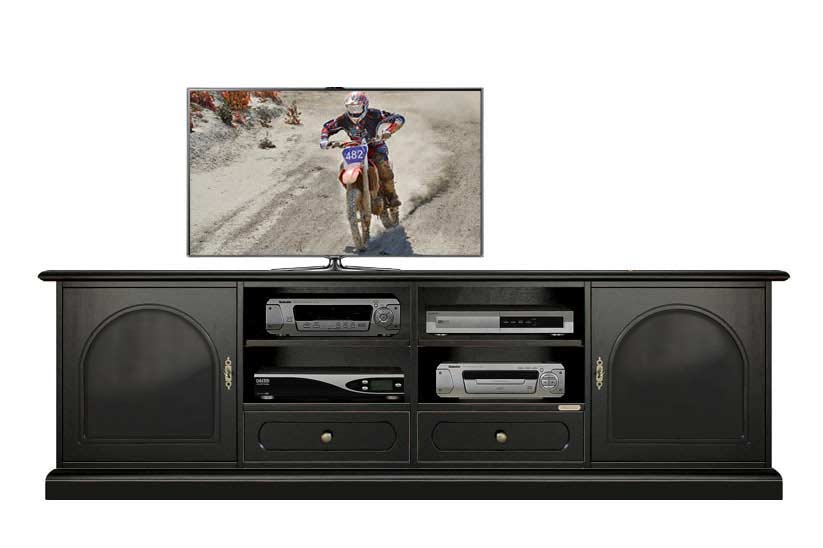 Mobile tv total black