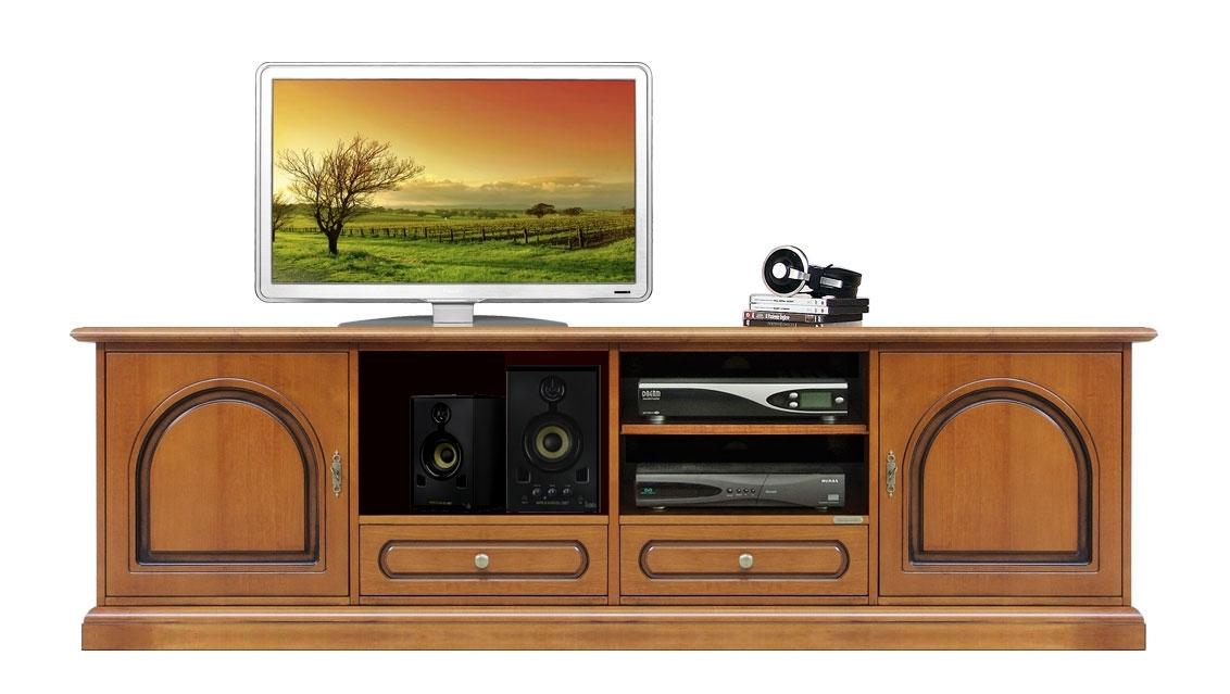 Porta tv classico 2 metri larghezza