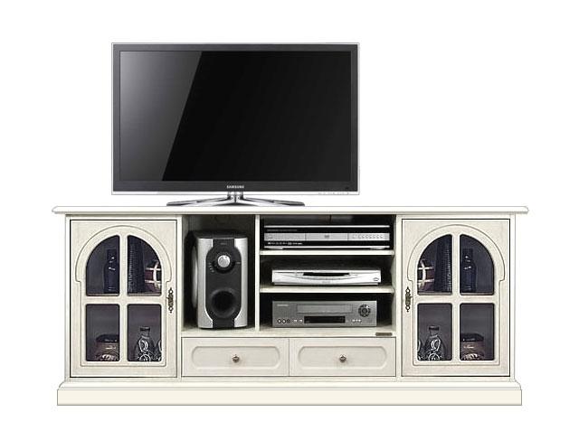 Mobile Porta tv laccato Soluzione Home Cinema