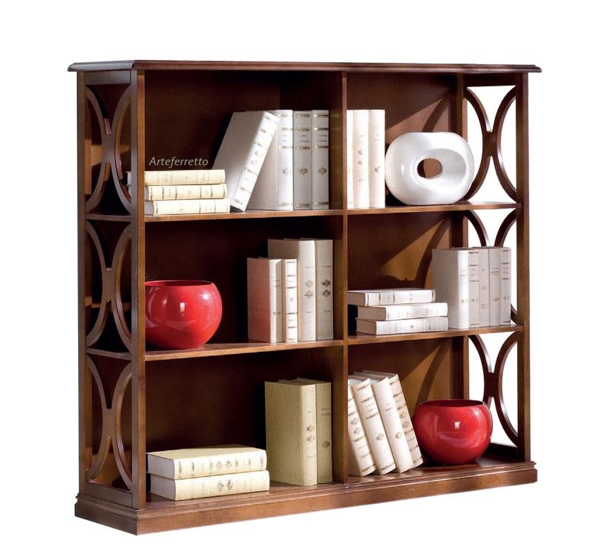 Libreria bassa doppia 'Arco'