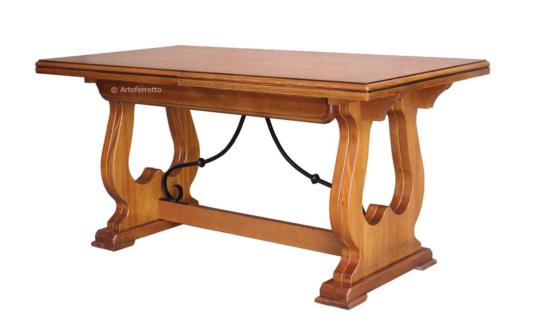 Tavolo 'La locanda' 160-340 cm