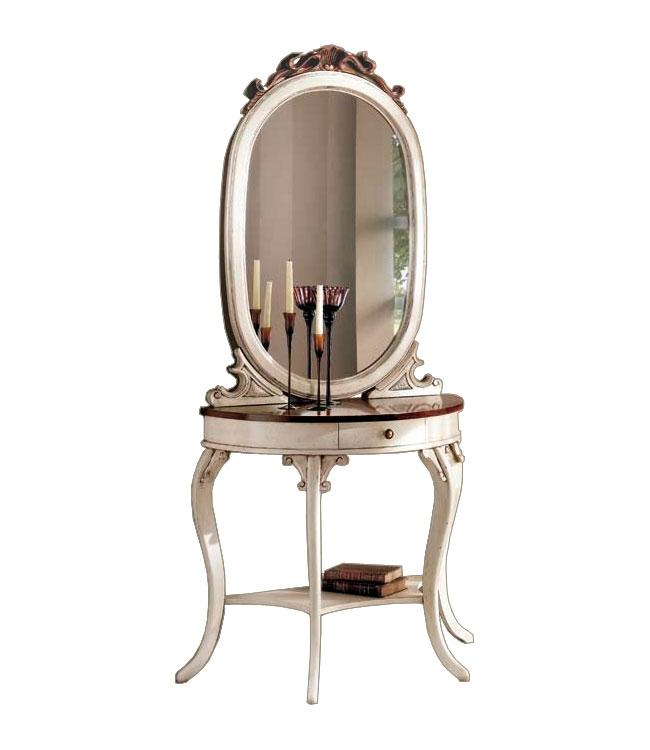 Consolle e specchiera 'Vanity'