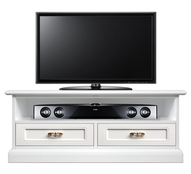 Porta tv Soundbar 2 cassetti