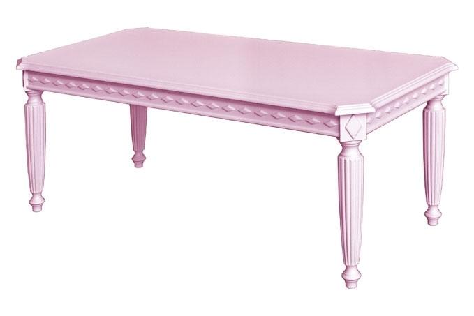 Tavolino Rosa da salotto