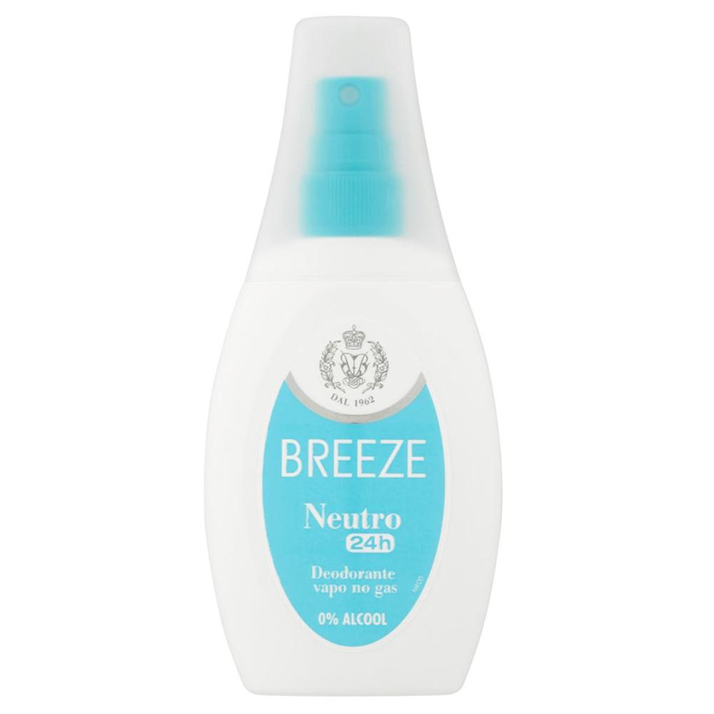 BREEZE Neutro Deodorante Vapo 75ml