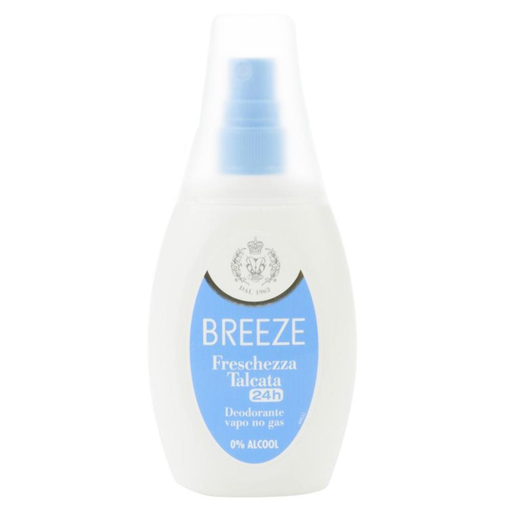 BREEZE Freschezza Talcata Deodorante Vapo 75ml
