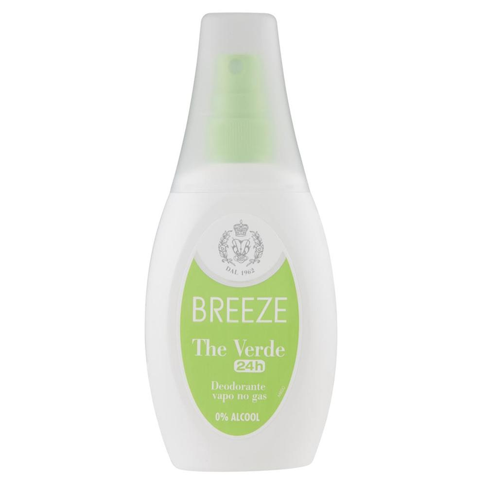 BREEZE The Verde Deodorante Vapo 75ml